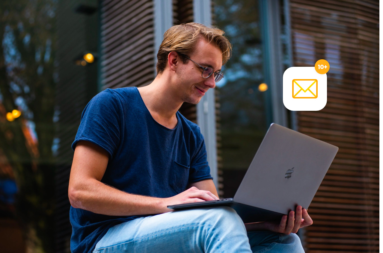 Increase your website visitors using email campaigns