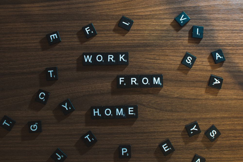Meet Our Team's Reflection in Words : How We Efficiently Work From Home