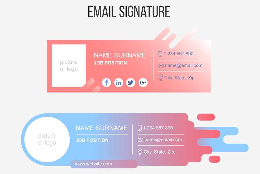 WHAT ARE E-MAIL SIGNATURES